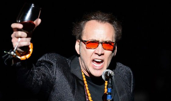 Nicolas Cage squandered his fortune, living beyond his means