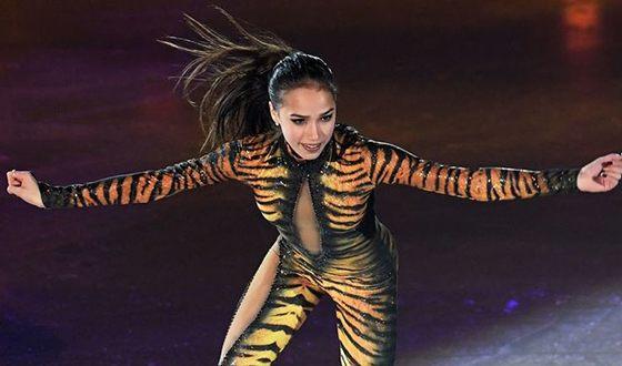 Алина Загитова на Чемпионате в Китае