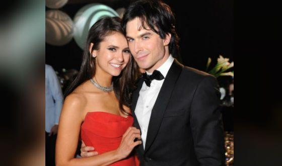 Whos dating with nina dobrev now