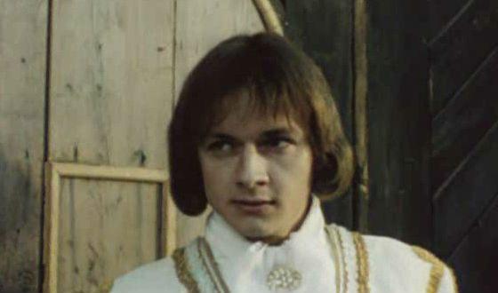 """Young Vladimir Shevelkov in the film """"Midshipmen, Forward!"""""""