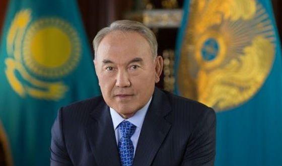 President of the Republic of Kazakhstan Nursultan Nazarbayev