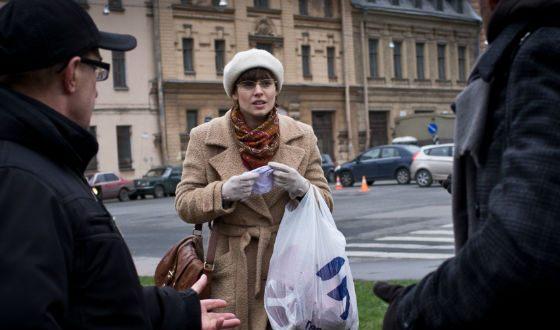 Юлия Снигирь в фильме «Кококо»