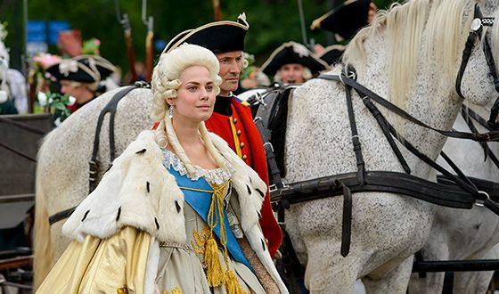 «Великая»: Екатерина II в исполнении Юлии Снигирь