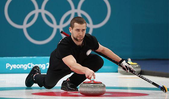 Athlete Alexander Krushelnitsky