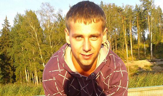 Alexander Krushelnitsky in his youth