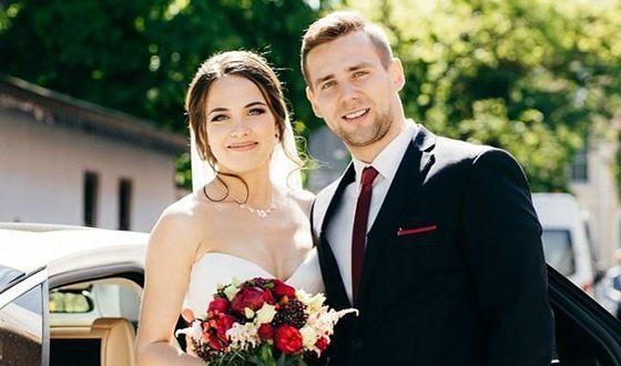 Wedding of Alexander Krushelnitsky and Nastya Bryzgalova