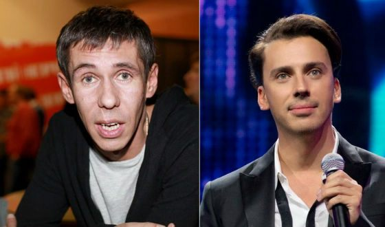 The gay scandal between Maxim Galkin and Alexei Panin was not commented on only by the lazy