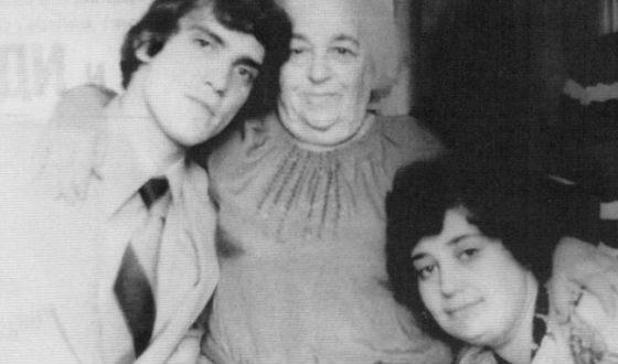 Актер валерий гаркалин фото фамилия семья личная жизнь дети жена