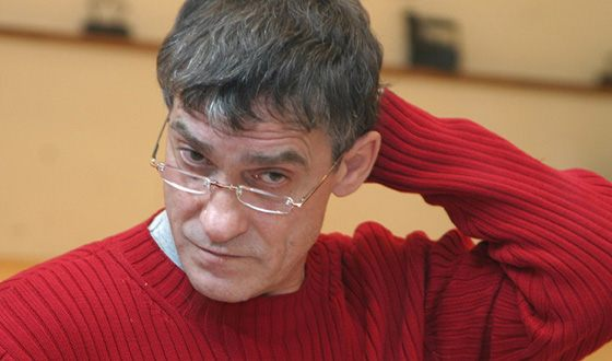 Valery Garkalin remains in stable serious condition