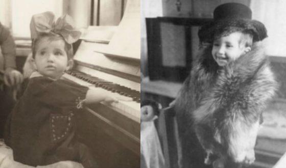 Ирина Аллегрова с детства была артистичной особой