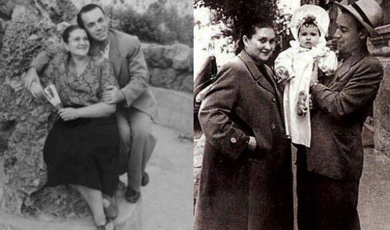 Родители Ирины Аллегровой были творческими людьми