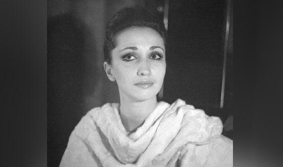 Молодая Ирина Аллегрова