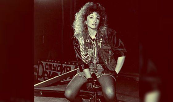 В 80-е Ирина Аллегрова пела в рок-группе