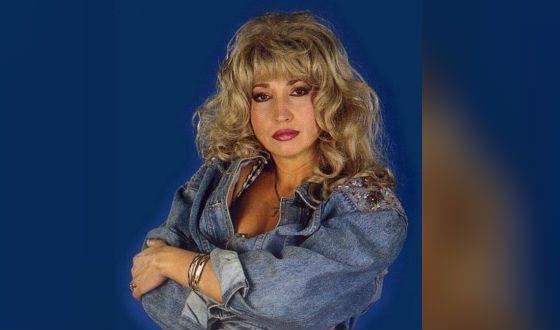 Расцвет карьеры Ирины Аллегровой пришелся на 90-е