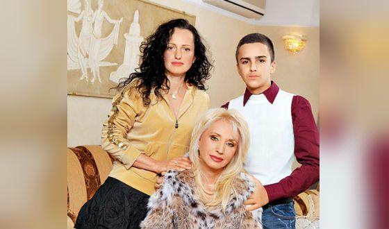 Ирина аллегрова биография дети фото