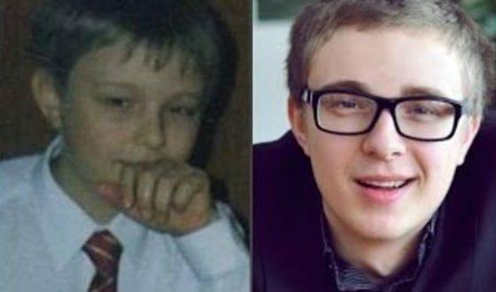 Егор Крид в детстве и юности