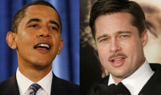 Brad Pitt and Barack Obama have a common ancestor.
