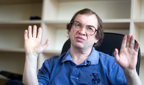 Sergey Mavrodi died at the age of 62