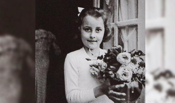 Габриэль Шанель в детстве