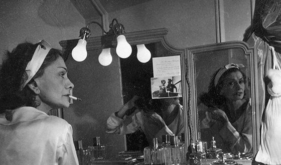 Во время выступлений в кабаре Габриэль Шанель получила прозвище Коко