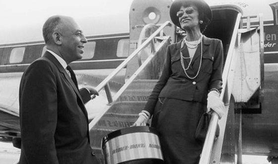 Коко Шанель стала первой портной, которая вошла в высшее общество