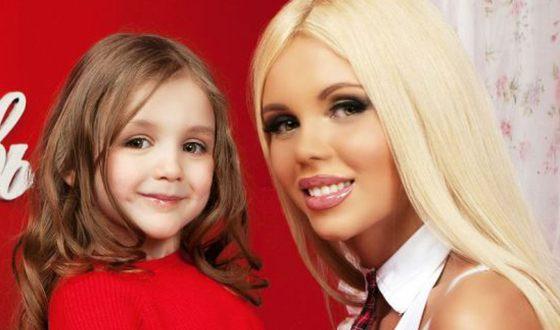 Katya Sambuka and her daughter Zvana