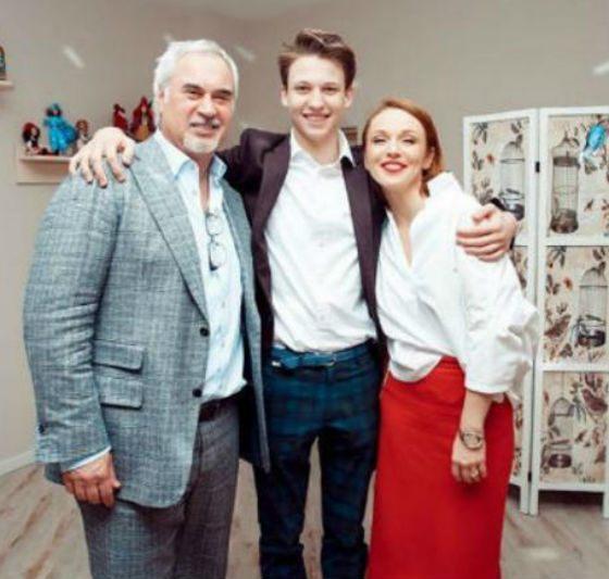 Валерий Меладзе, Костя, Альбина Джанабаева