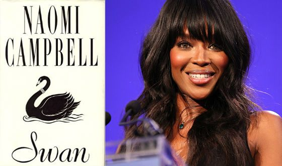 Readers did not appreciate the work of Naomi Campbell