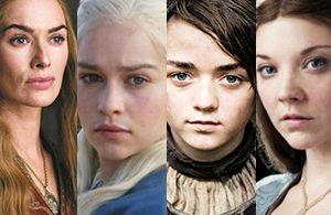 Кто самая лучшая актриса из «Игры престолов»?