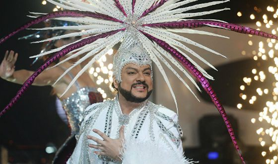 """""""Thank you for not having feathers"""": Philip Kirkorov angered believers"""