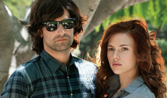 Scarlett Johansson and Pete Yorn