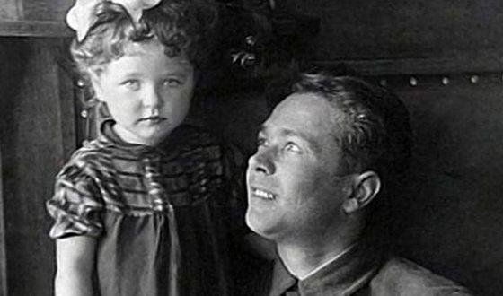 Наталья Фатеева с отцом