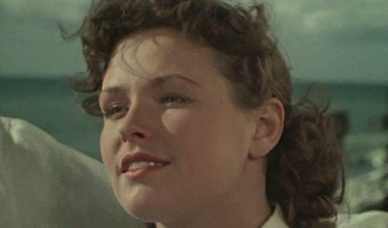 Впервые на экранах Фатеева появилась в 1956 году, в мелодраме «Есть такой парень»