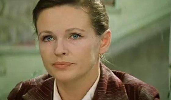 В 1976 году Наталья предстала в образе завуча школы в молодежной комедии Владимира Меньшова «Розыгрыш»