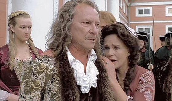 Фатеева снялась в серии фильмов «Тайны дворцовых переворотов»