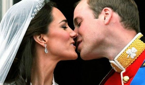 Many believe that Kate Middleton pulled out a lucky ticket.