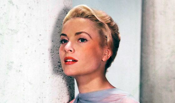 """Grace Kelly was one of the most beautiful actresses of the era of """"Golden Hollywood"""""""