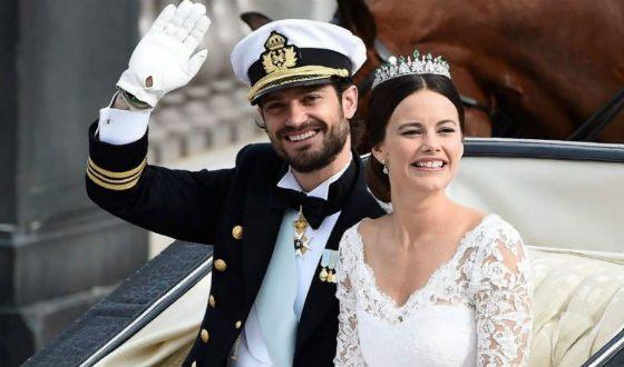 Miracles happen: the Swedish waitress became a princess
