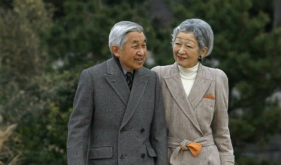 Akihito and his wife - the most atypical crowned couple in the history of Japan