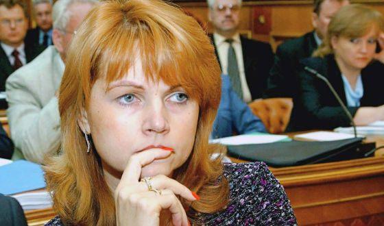 Young Tatyana Golikova (1992)