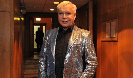 Заслуженный артист России Борис Моисеев