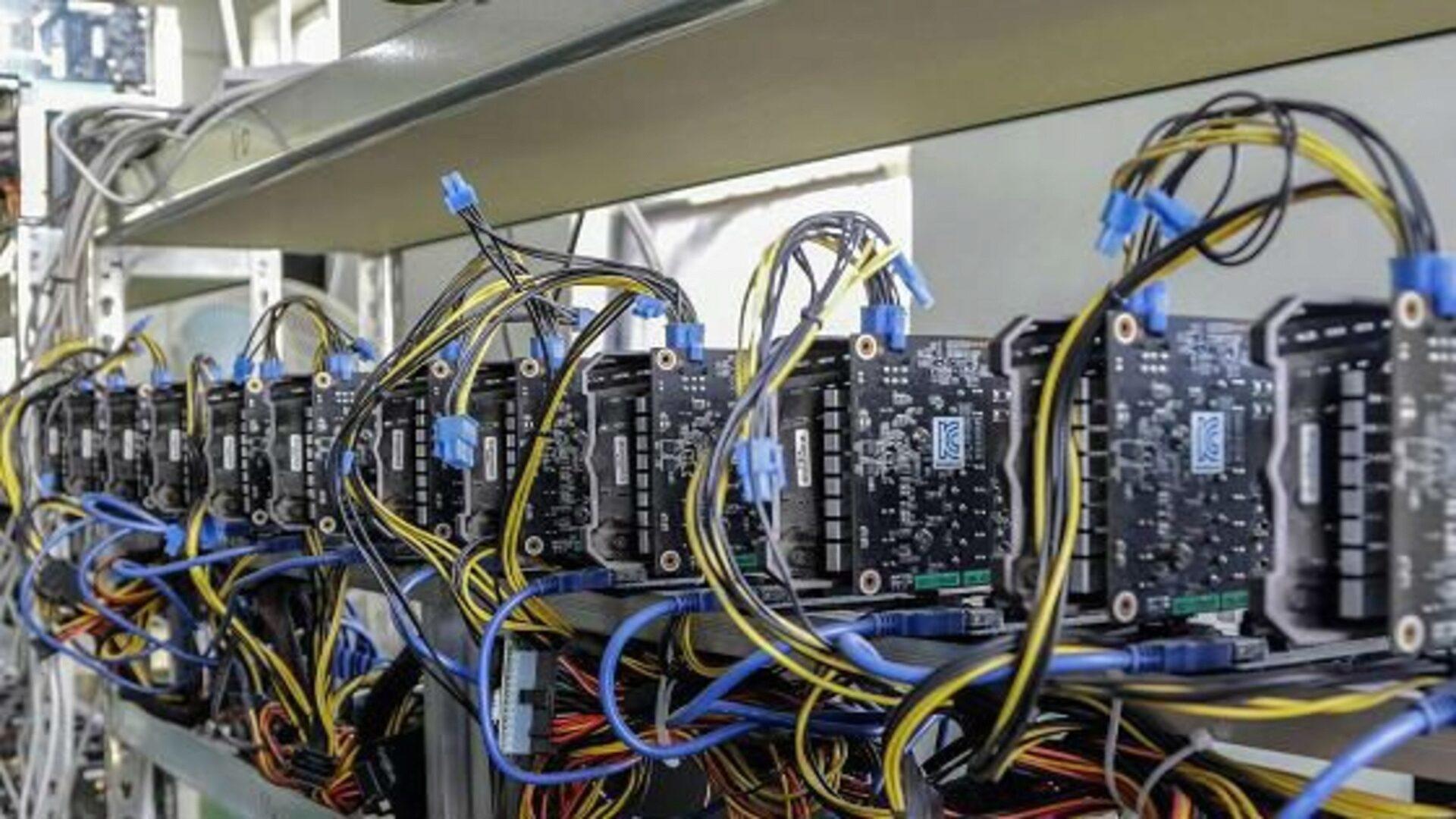 Майнить криптовалюту можно на дому