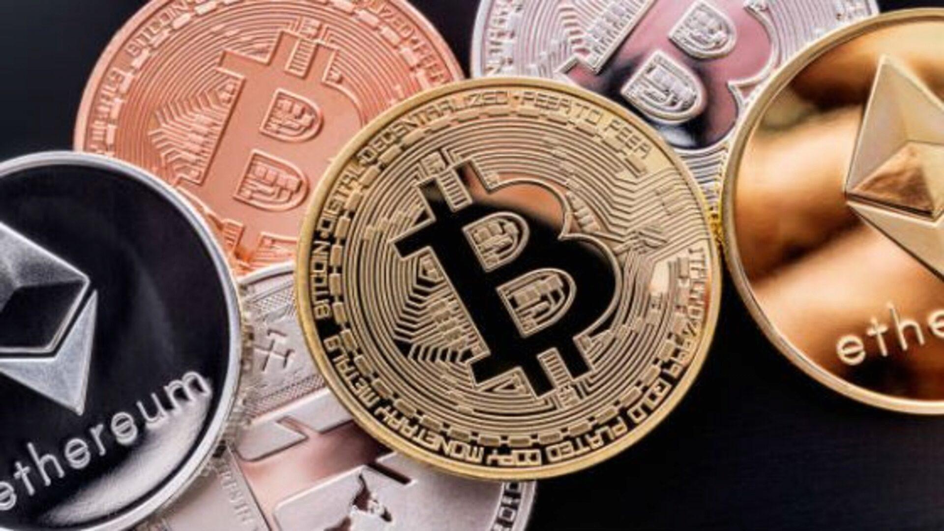 Помимо биткоина есть множество других криптовалют