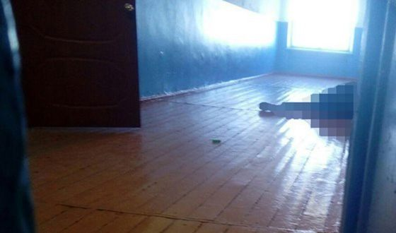 In Barabinsk, a student came to college with a gun