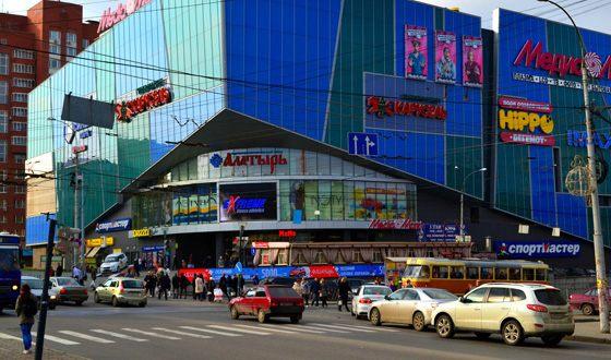 В Екатеринбурге из ТЦ Алатырь вышвырнули подростка-инвалида