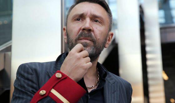 Сергей Шнуров – шепелявит