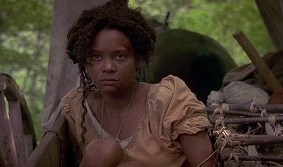 Tandy Newton in the August King's Journey movie