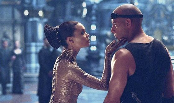 """Tandy Newton in the movie """"The Chronicles of Riddick"""""""