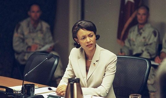 In 2009, Tandy Newton performed the role of Condoleezza Rice.