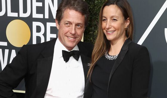Hugh Grant is going to marry his darling Anne Eberstein